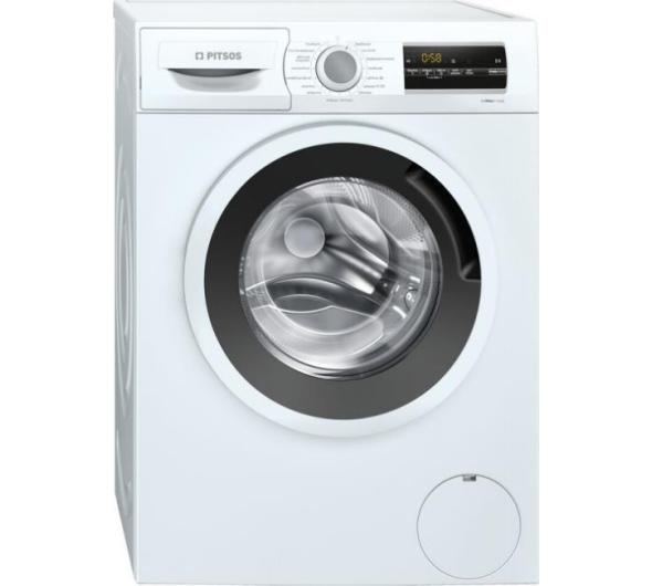 Πλυντήριο Ρούχων Pitsos WNP1200E7 7 kg D