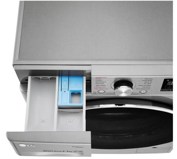 Πλυντήριο -Στεγνωτήριο LG F4DV408S2T 8 kg/5 kg A