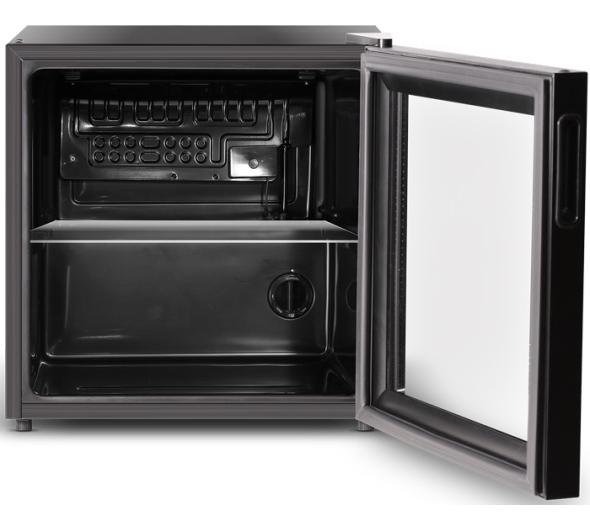 Ψυγείο Mini Bar Inventor BC-43B Μαύρο