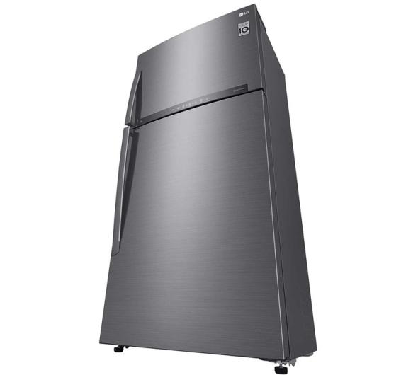 Ψυγείο LG GTB916PZHYD Plantinum Silver A++