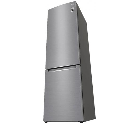 Ψυγειοκαταψύκτης LG GBB72PZVFN Platinum Silver A+++
