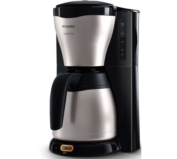 Καφετιέρα Φίλτρου Philips HD7546/20 Μαύρο/Inox