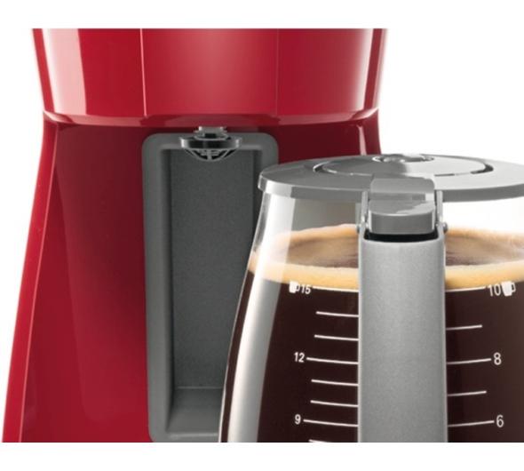 Καφετιέρα Φίλτρου Bosch TKA 3A034 Κόκκινο