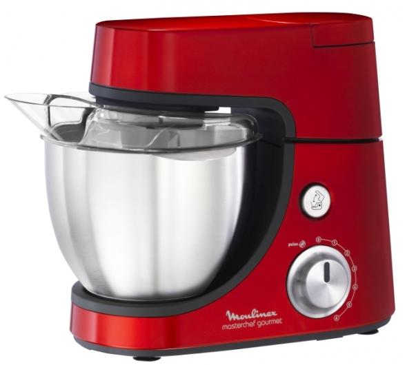 Κουζινομηχανή Moulinex Masterchef Gourmet QA506