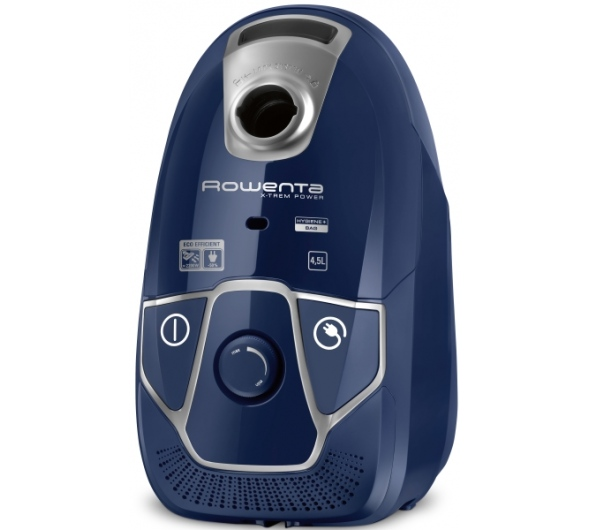 Σκούπα Ηλεκτρική Rowenta X-treme Power RO6831 Μπλέ