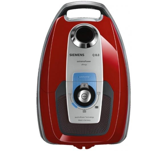 Σκούπα Ηλεκτρική Siemens VSQ8K432 Κόκκινο