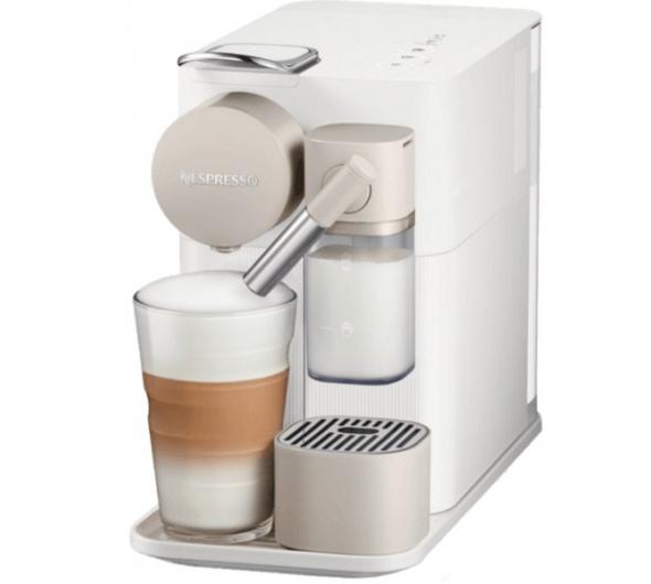 Καφετιέρα Nespresso Delonghi Lattissima One EN500.W Λευκό