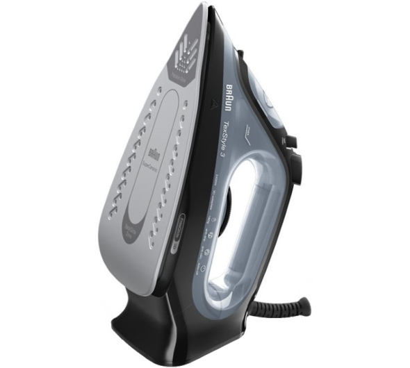 Σίδερο Ατμού BraunTexstyle 3 SI3055BK Μαύρο 2400 Watt