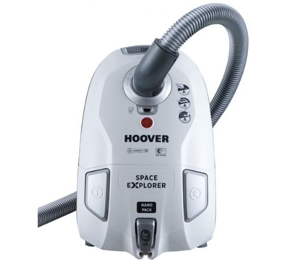 Σκούπα Ηλεκτρική Hoover Space Explorer SL71 SL10011 Λευκή