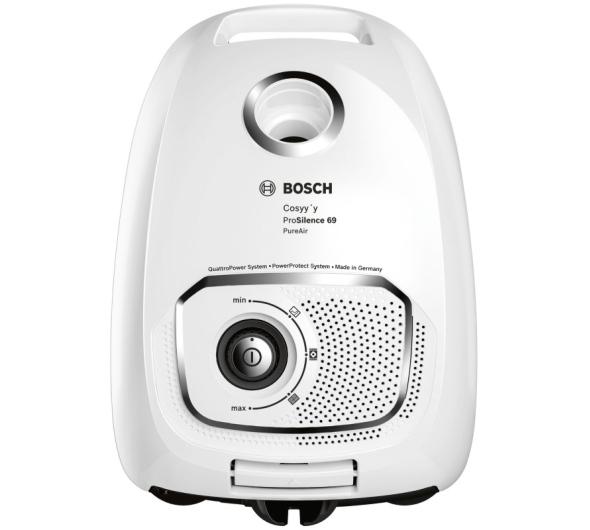Σκούπα Ηλεκτρική Bosch BGLS4530 Λευκό