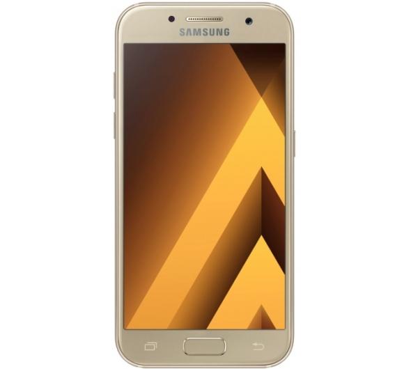 Smartphone Samsung Galaxy A3 (2017) 16GB 4G Gold