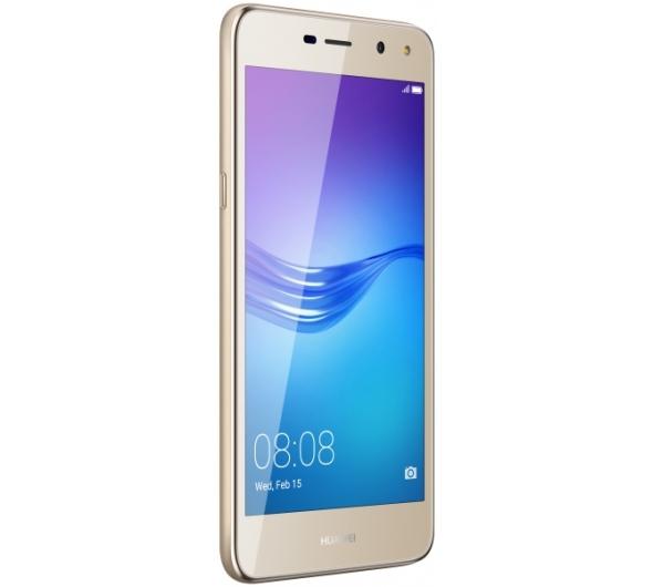 Smartphone Huawei Y6 2017 16GB 4G Dual Sim Gold