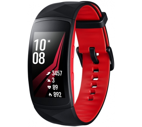 Samsung Gear Fit 2 Pro SM-R365 Large Red
