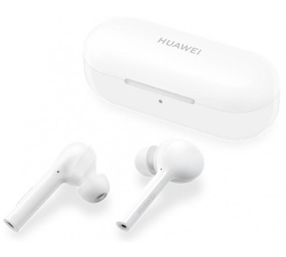 Ακουστικά Bluetooth Handsfree Huawei FreeBuds Lite White