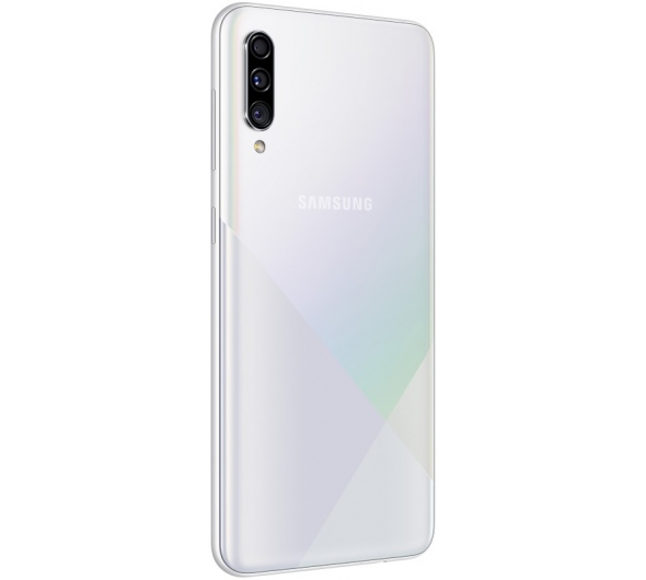 Smartphone Samsung Galaxy A30s 64GB Dual Sim Prism Crush White