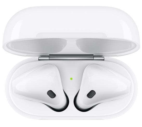 Ακουστικά Bluetooth Handsfree Apple Airpods With Charging Case