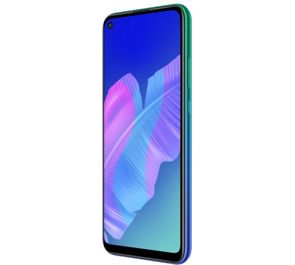Smartphone Huawei P40 Lite E 64GB Dual Sim Aurora Blue