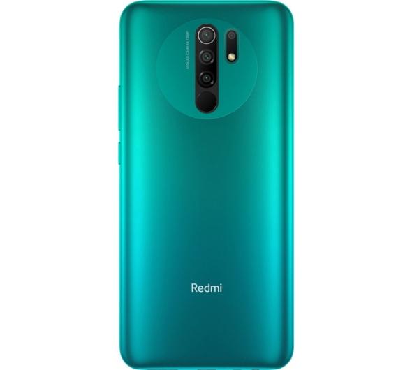 Smartphone Xiaomi Redmi 9 64GB Dual Sim Green