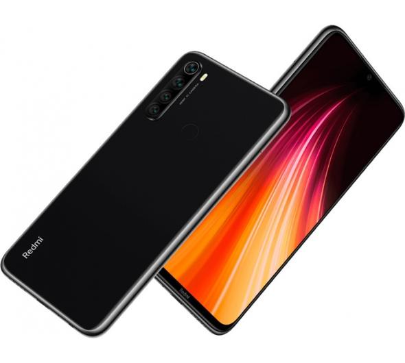 Smartphone Xiaomi Redmi Note 8 64GB Dual Sim Black