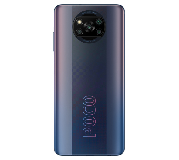 Smartphone Poco X3 Pro 128GB Dual Sim Black