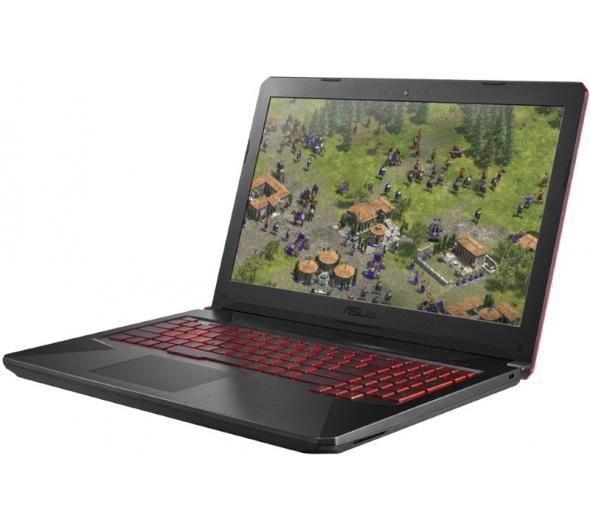 Laptop Asus FX504GD-E4332T 15.6'' FHD (i5/8GB/256GB SSD/GTX 1050)