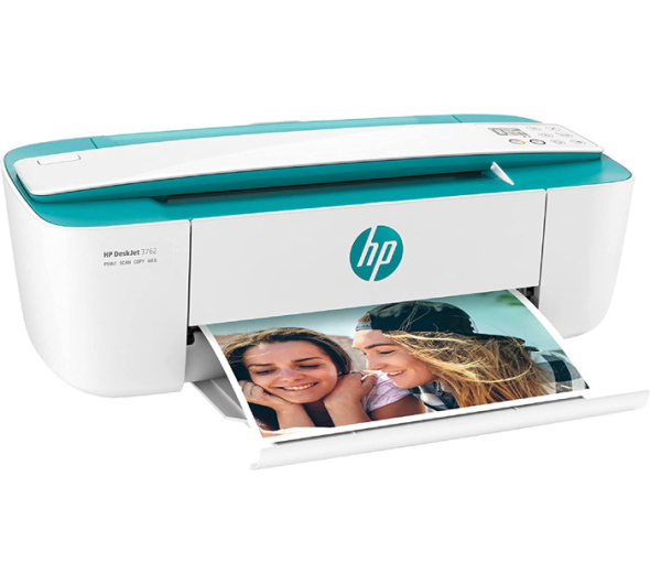 Πολυμηχάνημα HP DeskJet 3762 AiO WiFi (T8X23B)