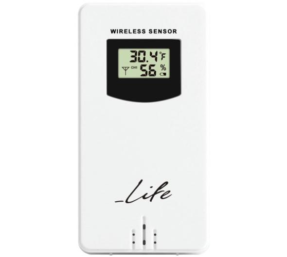 Μετεωρολογικός Σταθμός Life WES-300